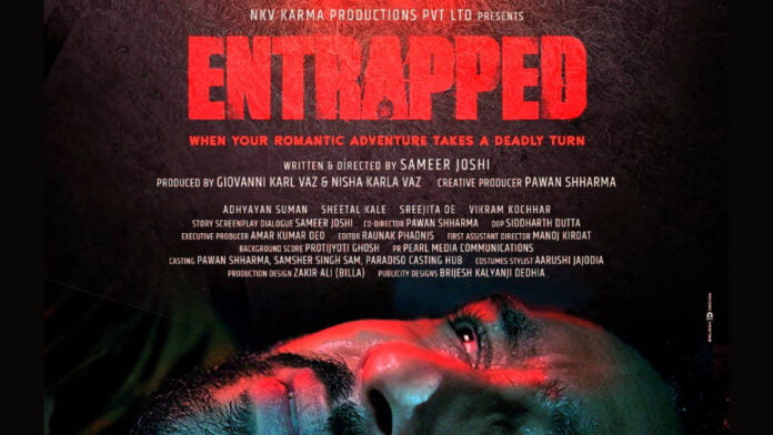 Adhyayan Suman: You will see Adhyayan 2.0 in 'Entrapped'