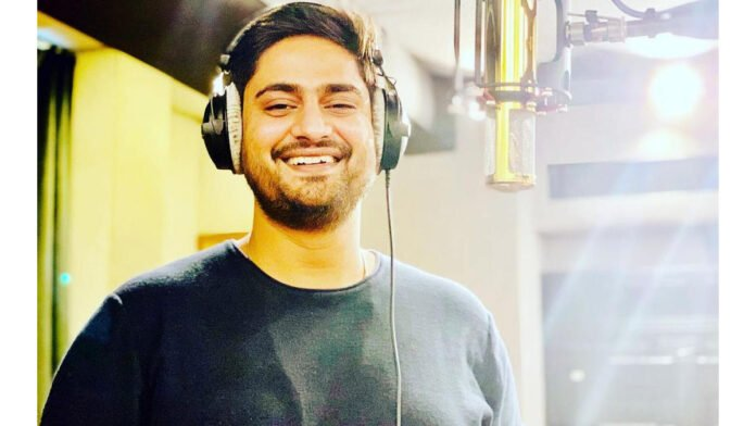Amit Mishra lends his voice to 'Potluck' title track