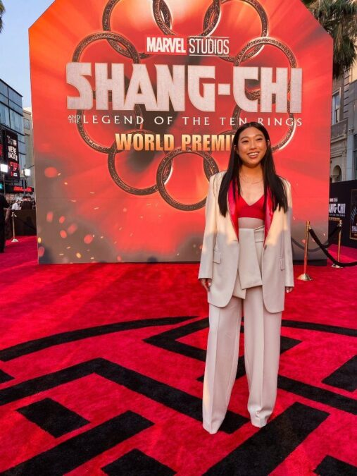 'Shang Chi and The Legend of the Ten Rings' World Premiere