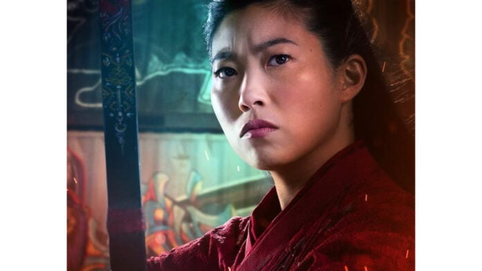 Awkwafina was officially the first actor to be cast in 'Shang-Chi'