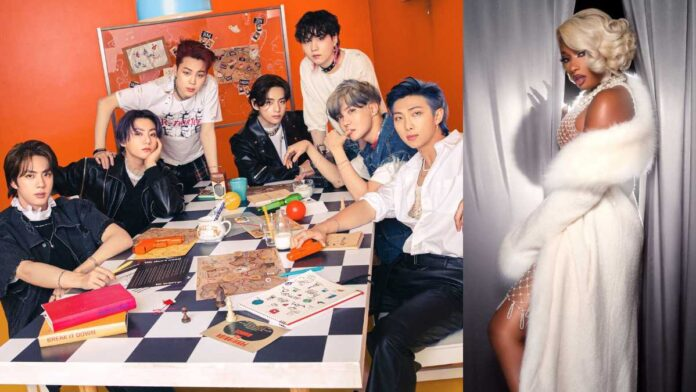 BTS releases 'Butter' remix featuring Megan Thee Stallion