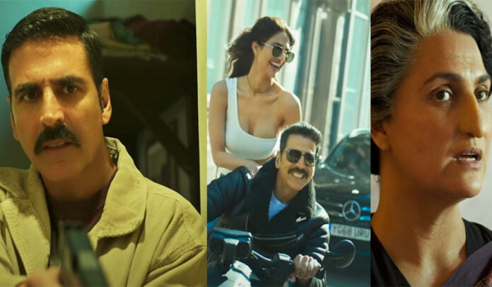 BellBottom Dialogues Akshay Kumar as undercover Raw agent giving us motivating dialogues
