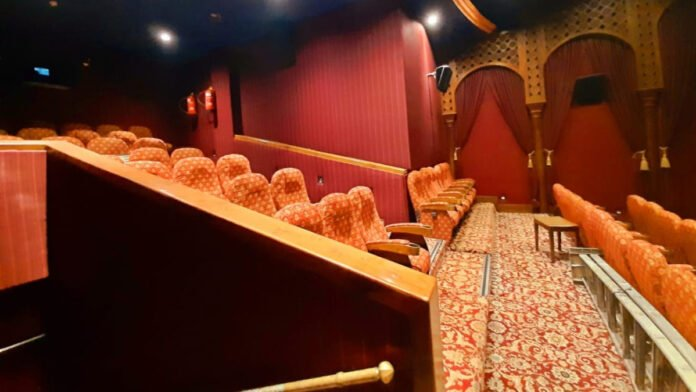 Cinemas approach 'Competition Commission'!