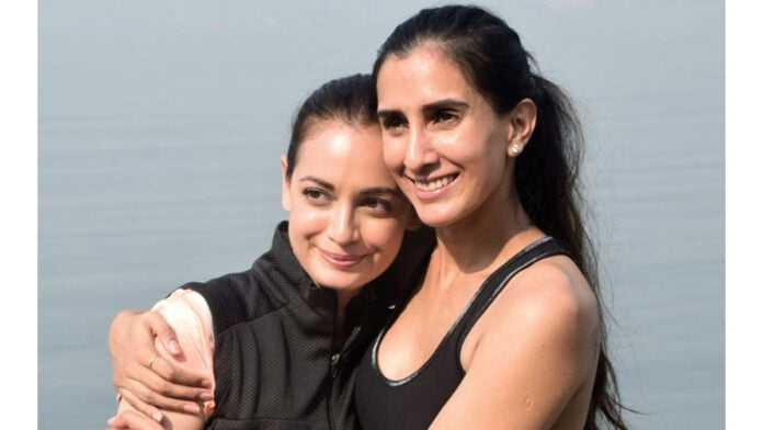 Dia Mirza, Pragya Kapoor join hands for KNMA's 'The Art of Sustainability' finale