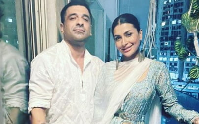 Eijaz Khan and Pavitra Punia always shining and winning our hearts