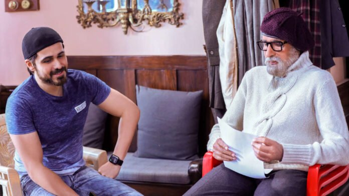 Emraan Hashmi reveals why he agreed to face-off against Amitabh Bachchan!