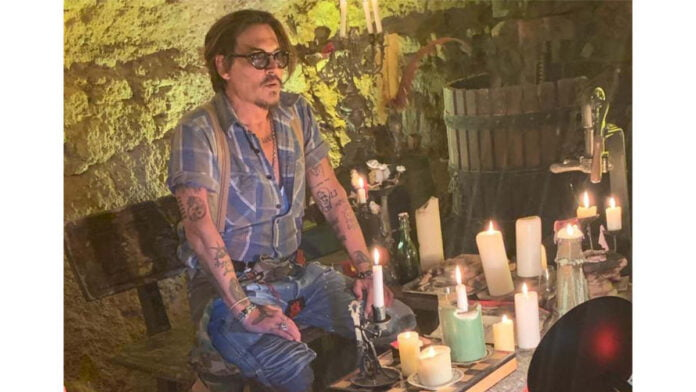 Johnny Depp claims being boycotted by Hollywood