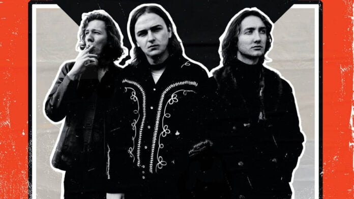 Desert-Rockers 'The Howlers' release debut EP 'The Sum Of Our Fears'