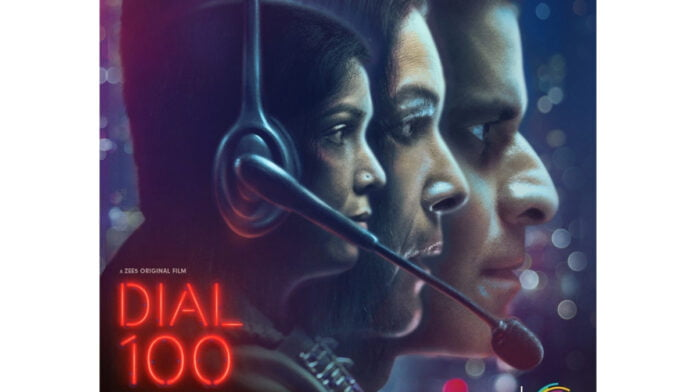 Movie Review   Dial 100: A mishmash of two genres, dilutes impact