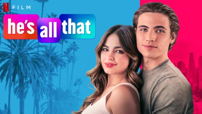 Movie Review | He's All That: A clean teen rom-com with a Pygmalion template