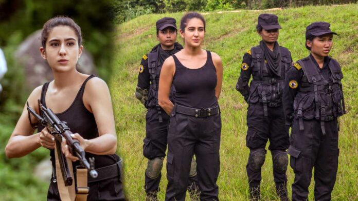 Movie Review | Mission Frontline with Sara Ali Khan: Sloppy direction mars impact