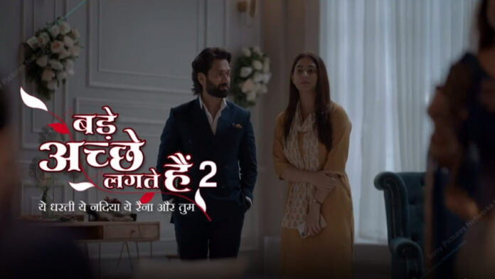 Disha Parmar, Nakuul Mehta unveiled the poster of 'Bade Acche Lagte Hain 2'