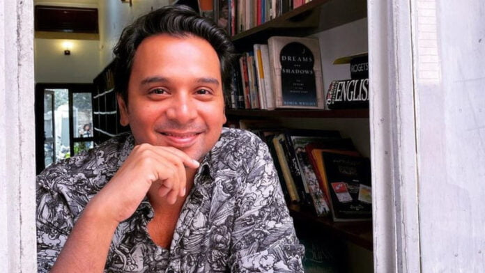 Namit Das: I don't fear being stereotyped