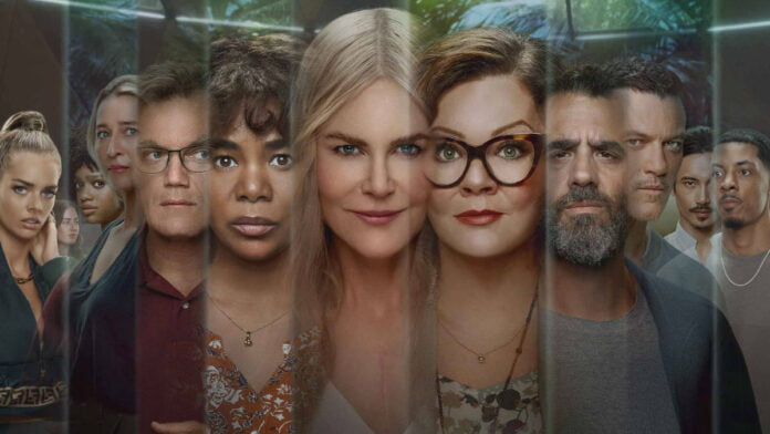 Web Series Review   Nine Perfect Strangers: The sinister side of tranquility