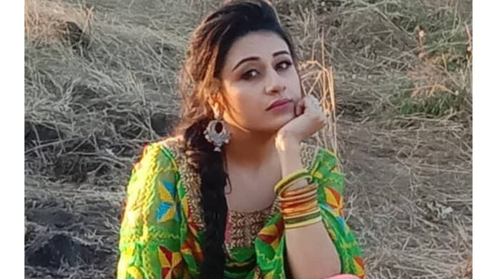 Paridhi Sharma talks about playing mother on-screen
