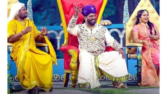 Robo Shankar feels his new show will be stress-buster for audience