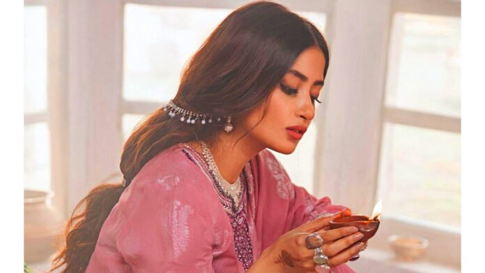 Sajal Aly says 'Dhoop Ki Deewar' roots for India-Pak unity
