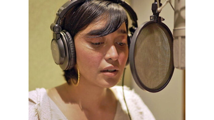 Sayani Gupta: I've always been attracted to and intrigued by voice work