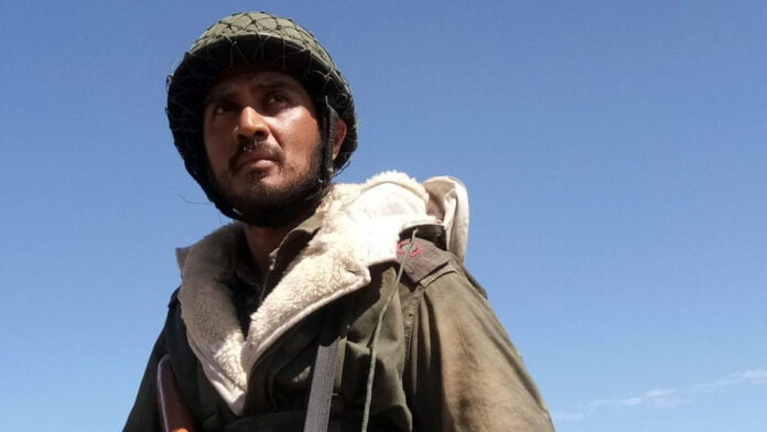 Shiv Panditt: Shooting in Kargil changed me from within