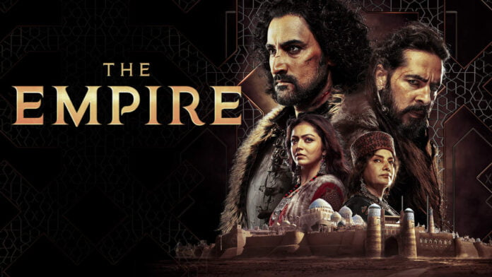 The Empire - The story of a King and the origins of his dynasty