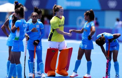 Hry announces Rs 50L awards for 9 women Olympic hockey players from state