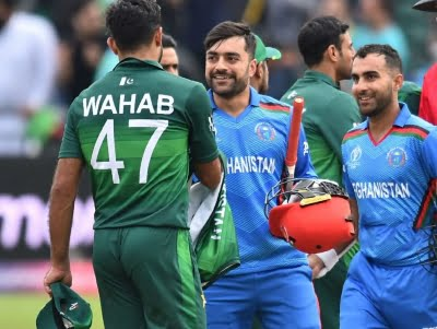 Afghanistan players to take road to Pakistan on way to Sri Lanka (Ld with correction in 1st para)