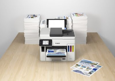 Canon India launches new printers for small offices