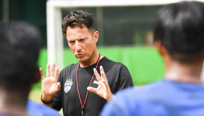 AFC Cup: Ahead of ATKMB game, Bengaluru FC coach asks team to 'play sharp'