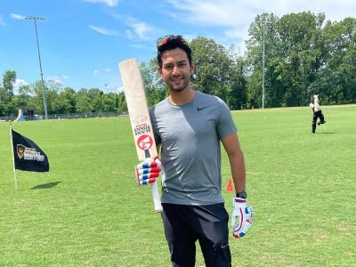 Unmukt Chand signs multi-year contract with Major Cricket League