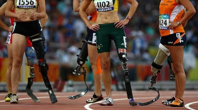 Technology will make Paralympics go faster, higher & stronger at Tokyo