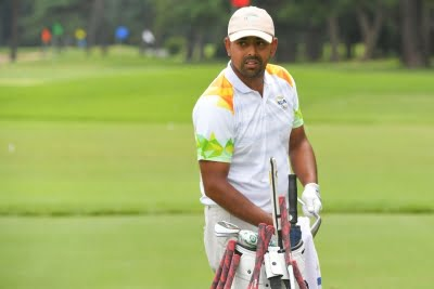 Lahiri makes the cut at Northern Trust golf; in tied 36th place