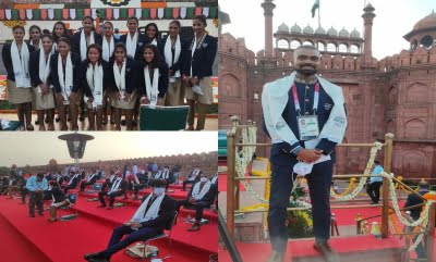 PM applauds Olympians in his Independence Day address