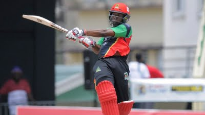 CPL 2021: Lewis, Thomas half-centuries set up win for St Kitts and Nevis Patriots