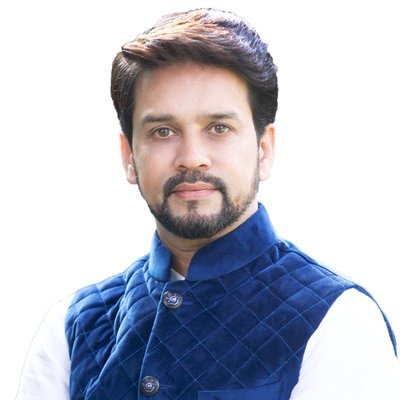 Indian athletes will win more medals in Paralympics: Anurag Thakur