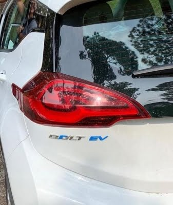 GM to recall another 73,000 Chevy Bolt EVs over fire risks