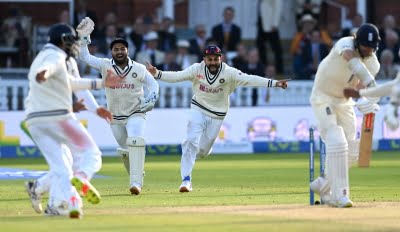 2nd Test: India beat England by 151 runs at Lord's