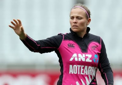 New Zealand pacer Lea Tahuhu prevails over cancer scare for England tour