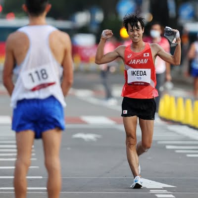 Olympics: Race walkers fail to replicate their best in Tokyo