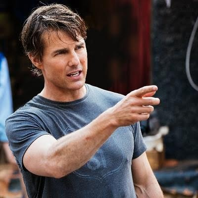 Ethan Hunt of MI Tom Cruise's car stolen while shooting MI!