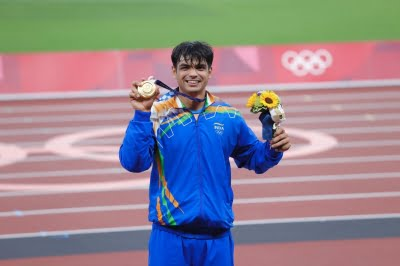 Olympic champion Chopra rises to second in World Rankings