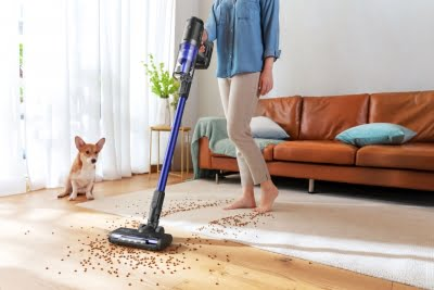 HomeVac S11 Go cordless vacuum is your perfect maid at home