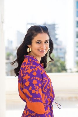 Rasika Dugal excited with her 2 nominations at IFFM
