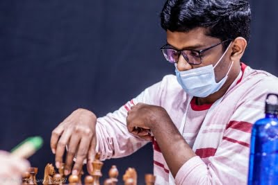 Narayanan remains in contention for RTU chess title