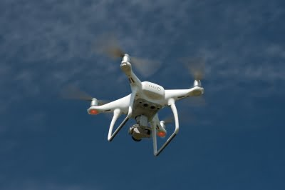 Telangana to use drones for afforestation