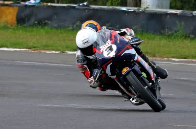 National Motorcycle Racing: Jagan scores imperious win; Alwin tops in Novice race