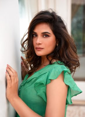 Richa Chadha was hungry to get back on set after lockdown