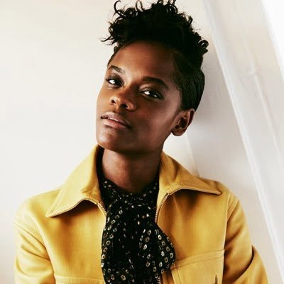 Letitia Wright in an accident on set of 'Black Panther' sequel