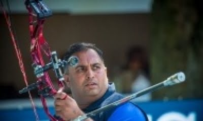 Paralympics archery: Rakesh Kumar placed 3rd in ranking round, two others also advance