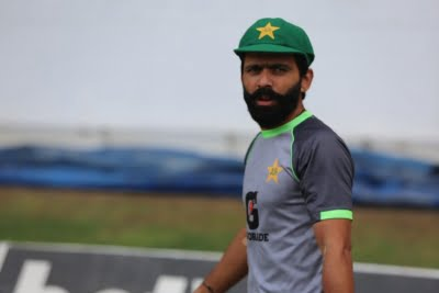 Fawad century puts Pakistan ahead after Day 3