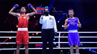 Asian Junior Boxing: Rohit Chamoli clinches India's first gold